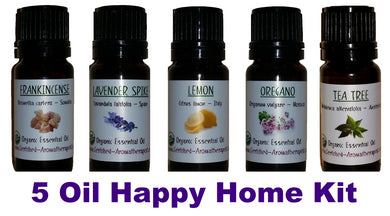 5 Oil Happy Home Kit
