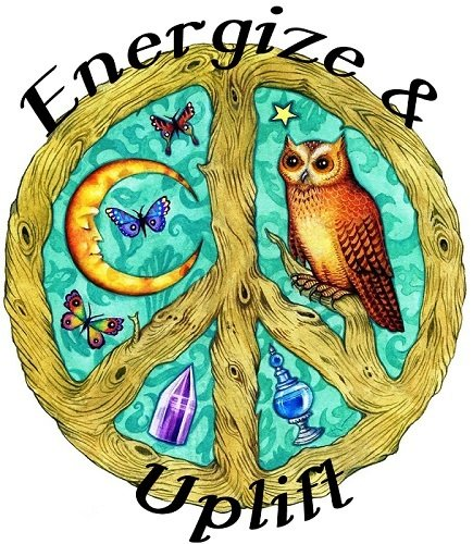 Organic Energize and Uplift Blend