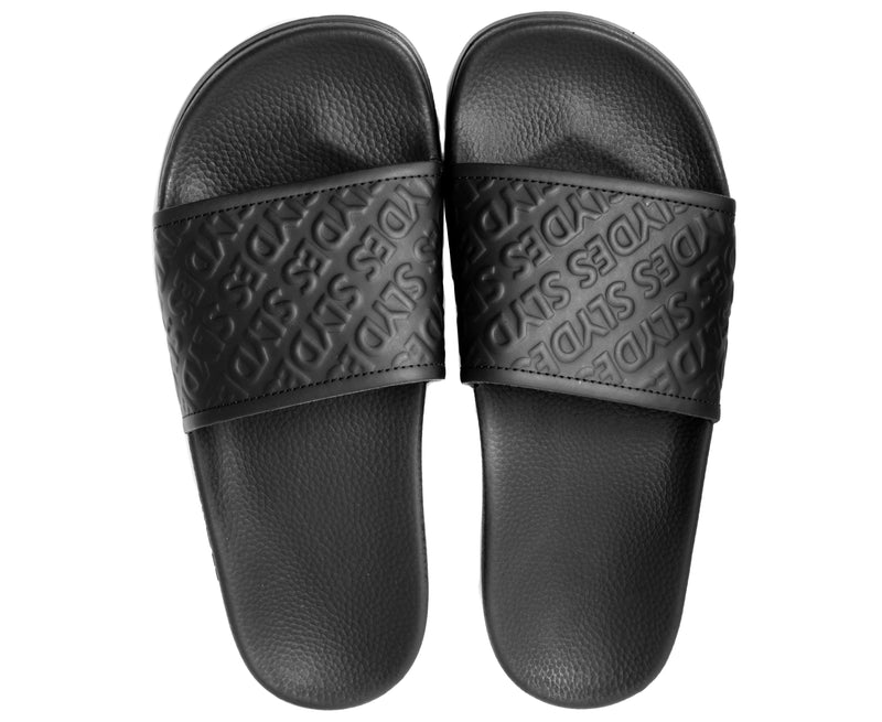 Chance Women's Black Sliders
