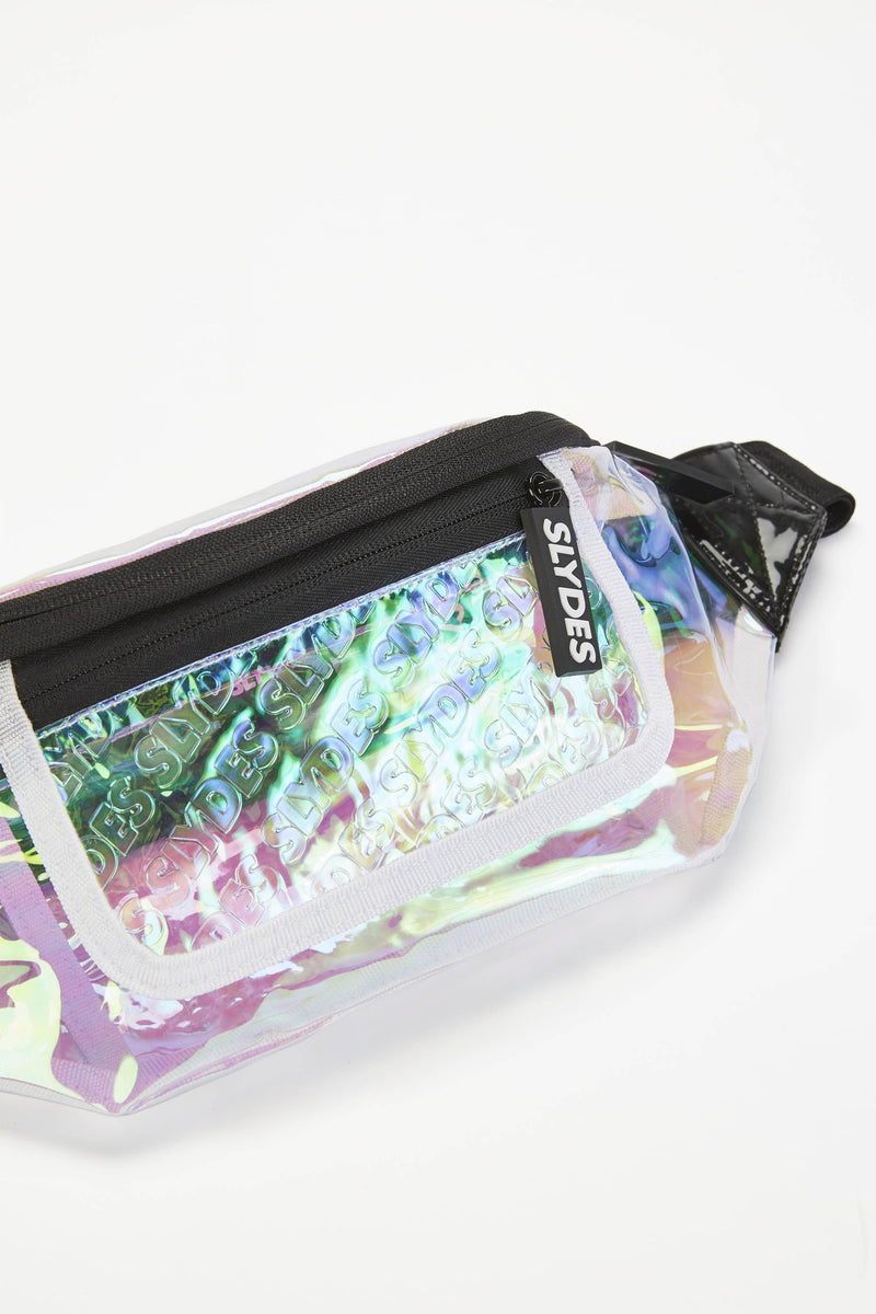 Crystal Holographic Fanny Pack