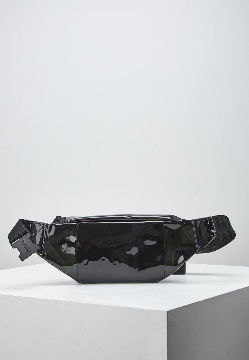 Crystal Black Fanny Pack