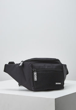 Twine Black Fanny Pack