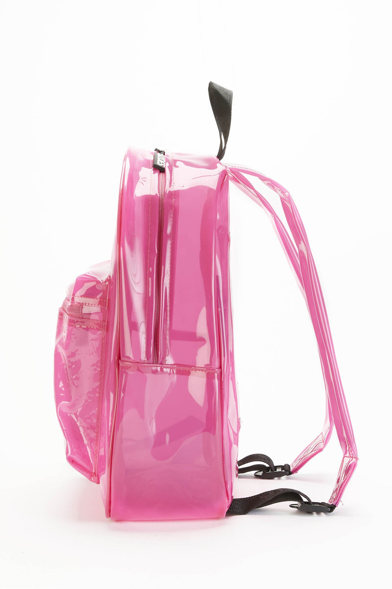 Mist Neon Pink Backpack