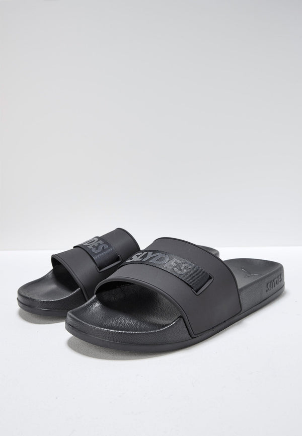 Vice Men's Black Sliders
