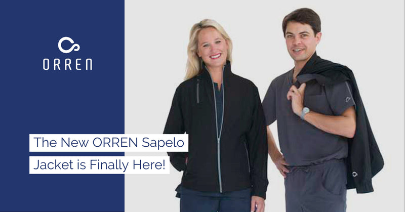 The New ORREN Sapelo Jacket is Finally Here!