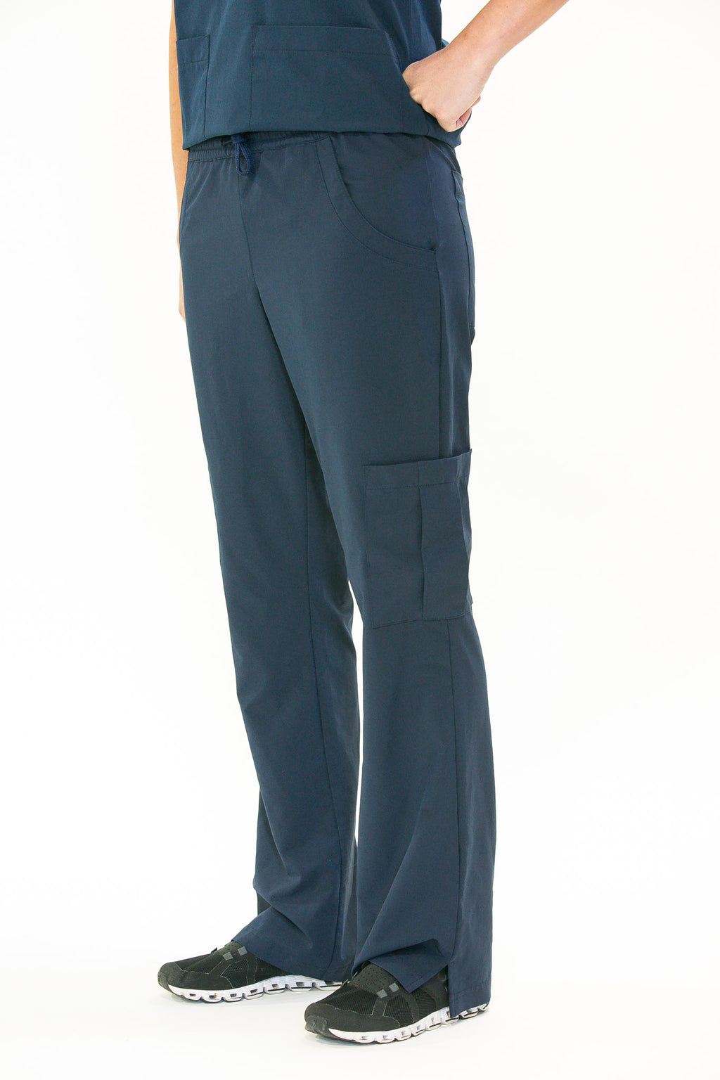 Wilmington Wicking Women Cargo Scrub Pant
