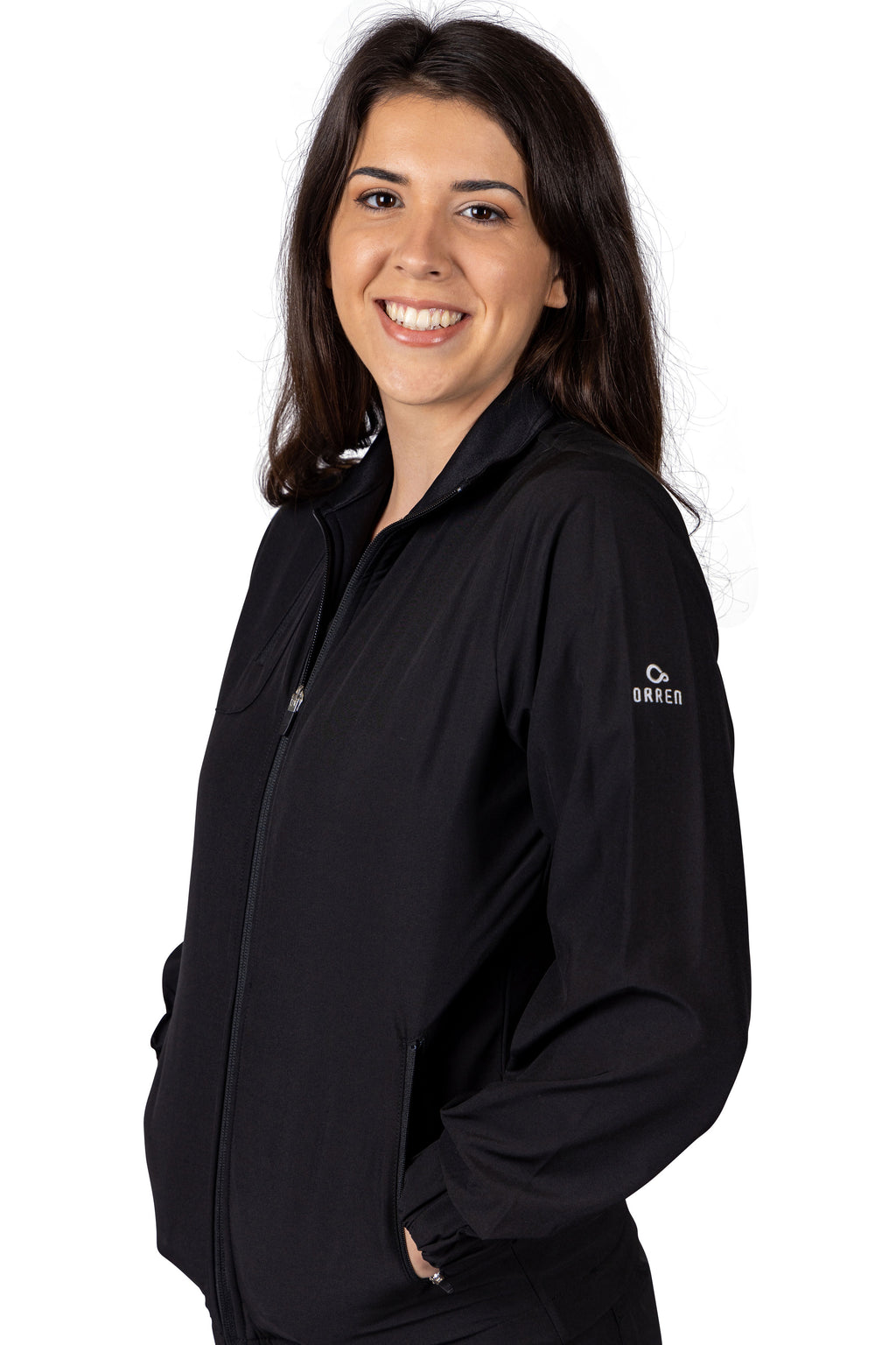 Sapelo Scrub Jacket for Women