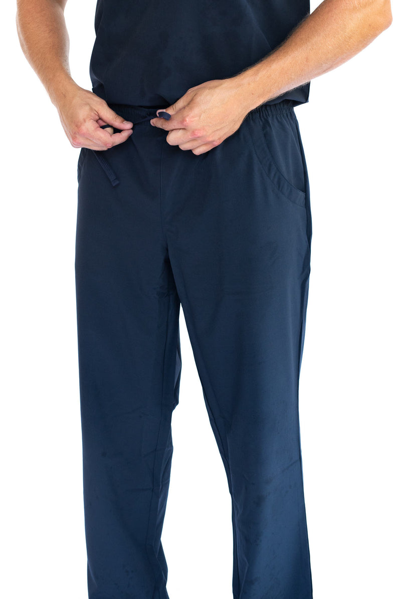 "Ossabaw Men/Unisex Scrub Pant (Petite) 29"" inseam South University"
