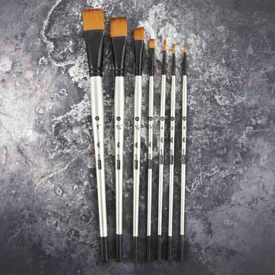 BRUSH SET - ART BASICS