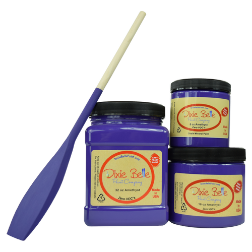 AMETHYST - Dixie Belle Chalk Mineral Paint