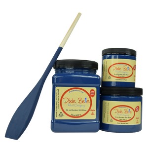 BUNKER HILL BLUE - DIXIE BELLE CHALK MINERAL PAINT