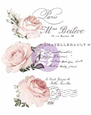 CHATELLERAULT **** RE-DESIGN WITH PRIMA TRANSFER
