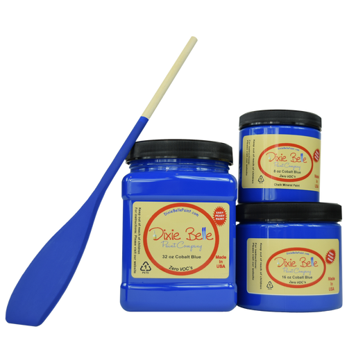 COBALT BLUE - Dixie Belle Chalk Mineral Paint