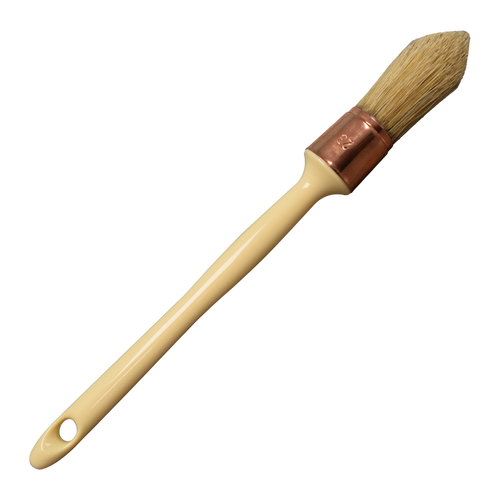 DIXIE BELLE NATURAL BRISTLE BRUSH