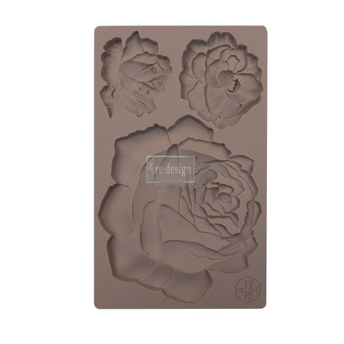 ETRUSCAN ROSE *** REDESIGN WITH PRIMA MOULDS