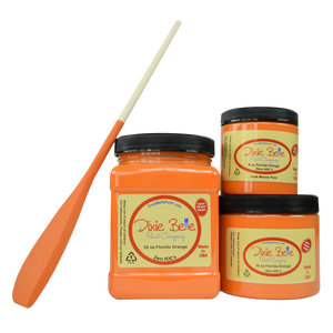 FLORIDA ORANGE - Dixie Belle Chalk Mineral Paint