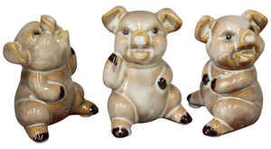THE THREE LITTLE PIGS *** HOMEWARES