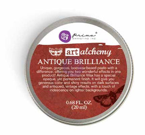 FIRE RUBY - ANTIQUE BRILLIANCE