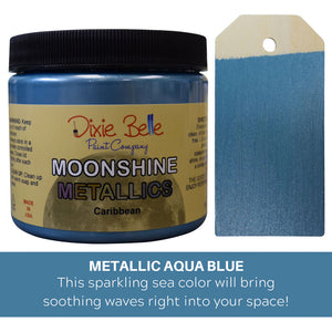 CARRIBEAN - Dixie Belle Moonshine Metallics
