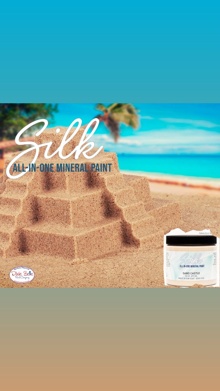 SAND CASTLE - SILK ALL-IN-ONE MINERAL PAINT