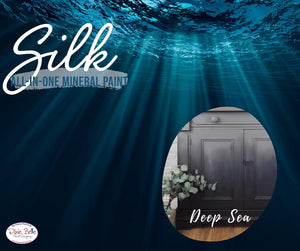 DEEP SEA - SILK ALL-IN-ONE MINERAL PAINT