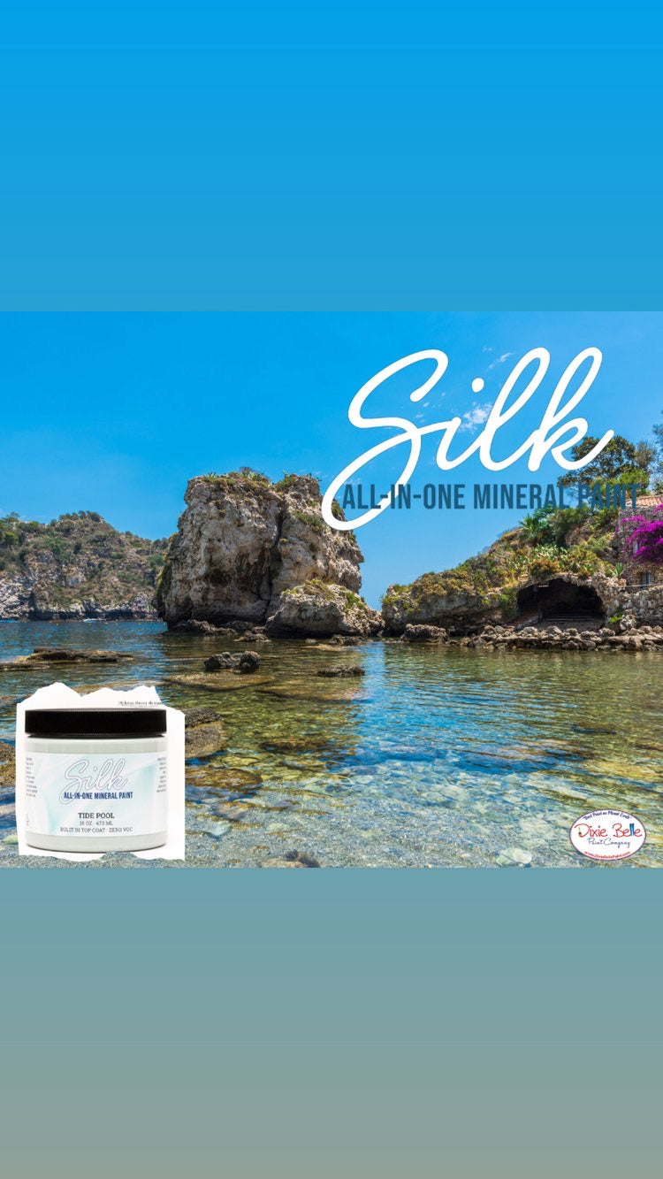 TIDE POOL - SILK ALL-IN-ONE MINERAL PAINT