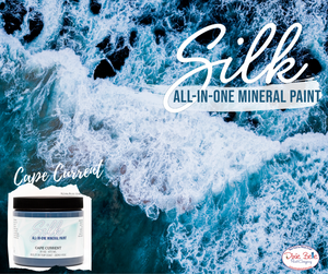 CAPE CURRENT - SILK ALL-IN-ONE MINERAL PAINT
