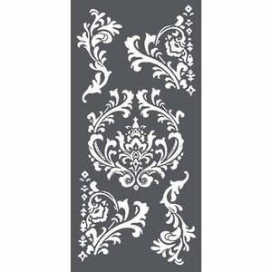 DECORATIONS STENCIL - STAMPERIA