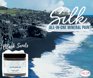 BLACK SANDS - SILK ALL-IN-ONE MINERAL PAINT
