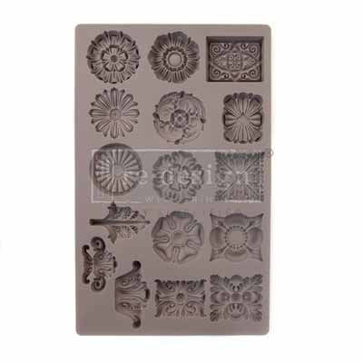 ETRUSCAN ACCENTS MOULD - Redesign With Prima