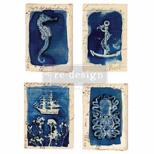 SEASHORE *** RE-DESIGN WITH PRIMA TRANSFER