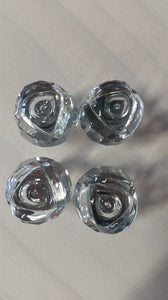 Small Glass Knob