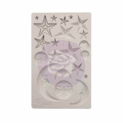 STARS N MOONS *** RE-DESIGN WITH PRIMA MOULD
