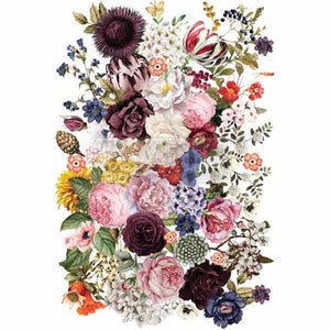 WONDROUS FLORAL ***RE-DESIGN WITH PRIMA TRANSFER