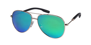 Copy of PRV36176UI Green Polarized Aviator Sunglasses