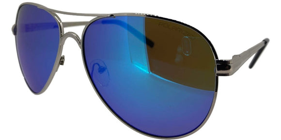 PRV51427GG Blue Polarized Multi-Layer Color Mirror Lens