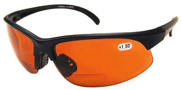 9489BBF Bifocal HD Blue Blocking Driving Lens Sunglasses