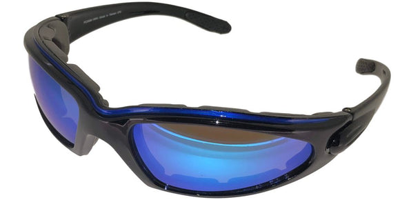 g3119b Foam Lined Blue Sunglasses