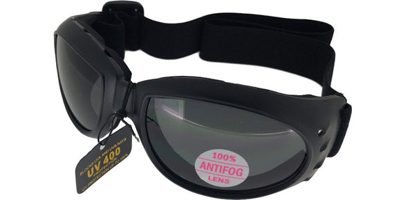 g8554qs Goggle Anti-fog Black