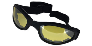 g1970 Folding Goggle Yellow Lens