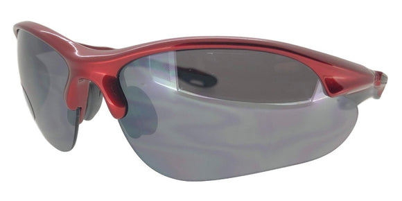 F5242QS Red Sport Sunglasses