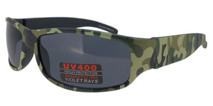 K8635B Camo Kids Sunglasses