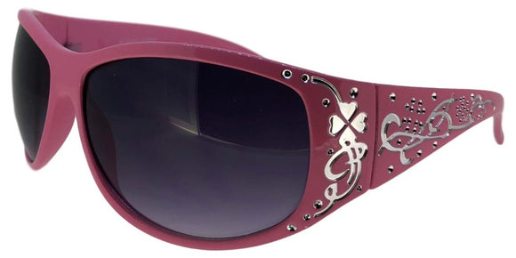 F5241QS Pink Design Sunglasses