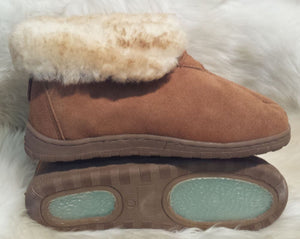 Booty Slipper - TPR Sole - Stoney Fleece (Women's and Men's)