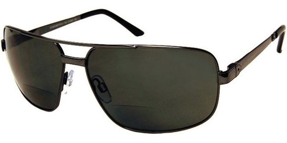 M669623BBF Bifocal Polarized Lens Navigator Sunglasses