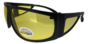 y7196qs Yellow Driving Blue Block Lens