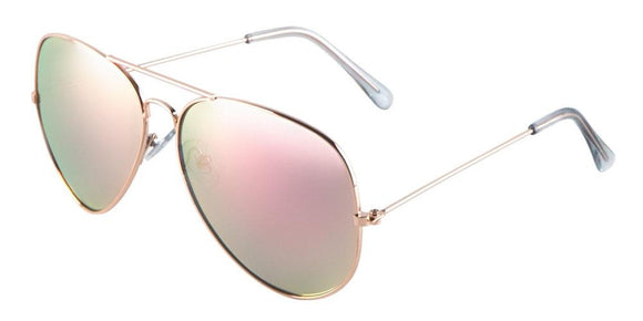 F7369TT Pink Large Aviator