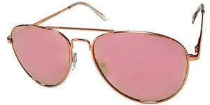 F0812B Pink Medium Aviator