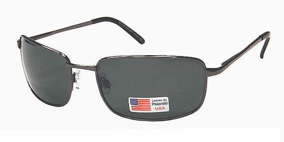 P321018 Black Classic Polarized Sunglasses