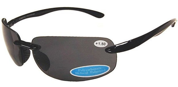 37BBF Bifocal Polarized TAC Lens Sunglasses